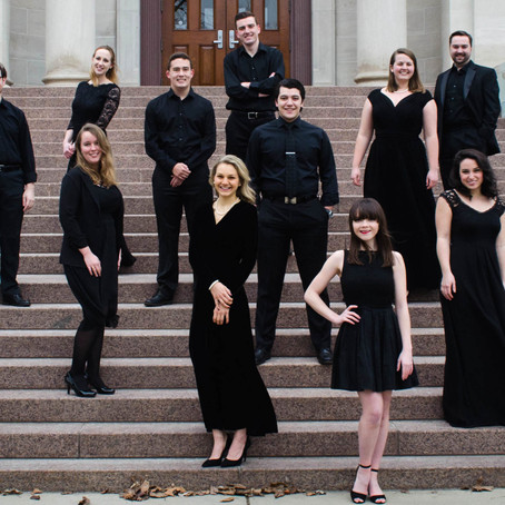 Caleb Named Music Director of Our Lady's Consort at University of Notre Dame through 2018