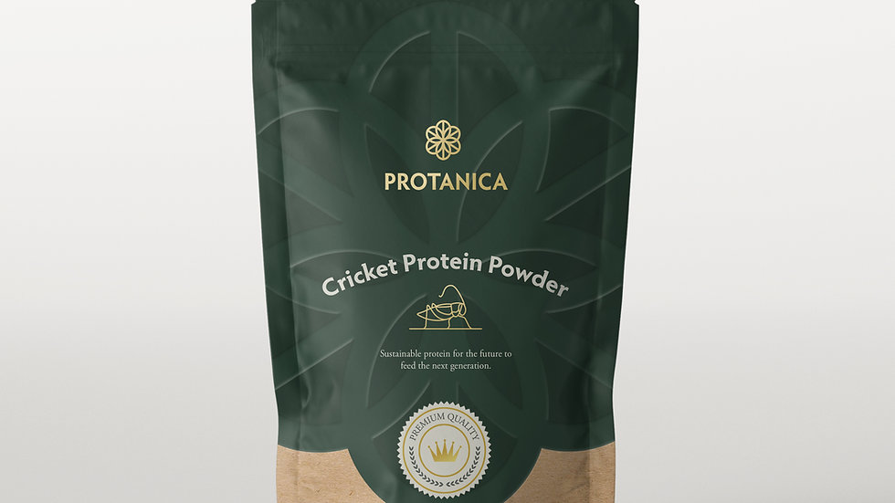 Protanica Protein Powder from Crickets (500 g)