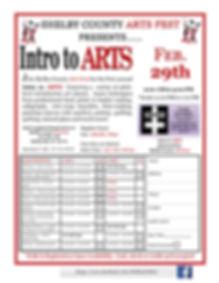 Arts Intro Feb 29, 2020_DRAFT rev Final