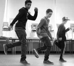 will v dancing