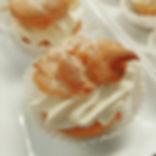 Vanilla Cream Puffs!!__jilliciousdesserts_#vanilla #creampuffs #frenchdesserts