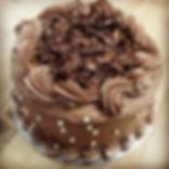 8-inch _It's All About the Chocolate_ Cake!!__jilliciousdesserts_#cakes_#customerorder #chocolatecak