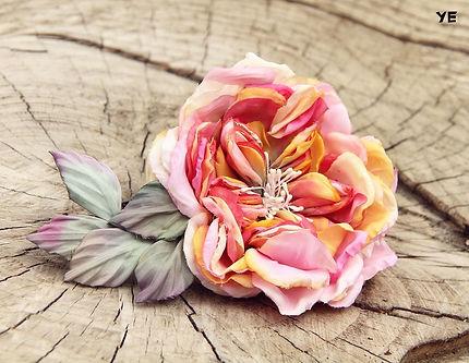 Curso on-line de rosa inglesa