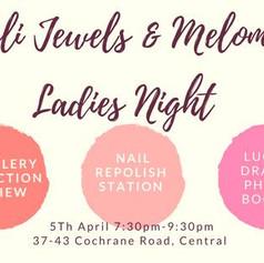 Aleli Jewels & Melomist Ladies Night