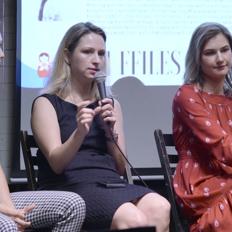 She's Got a Business Live Panel
