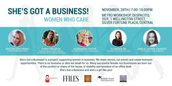 She's got a Business!-Women Who Care