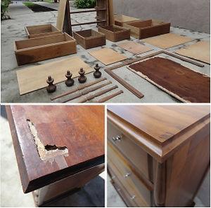 Resturo de móveis