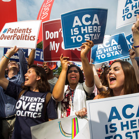 Why 'California v. Texas' Is The Harbinger of Supreme Court Healthcare Decisions To Come