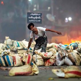 Burma on the Brink of Destruction
