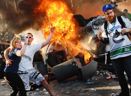 The Riot Effect: How Civil Unrest Affects Presidential Elections