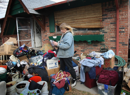 The Looming Eviction Crisis