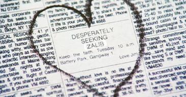 Cercasi Zalib disperatamente