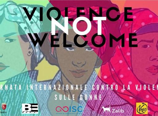 """""""Violence NOT welcome"""" arriva nella scuole del I Municipio"""