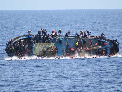 Davanti a questo orrore #CiPassaLaFame - a digiuno per i diritti dei migranti