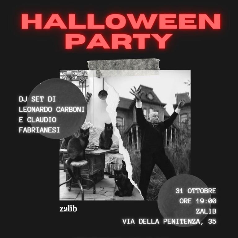 Halloween Party co DJ Set