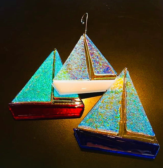 Sail Away - 2016 Ferguson Ornament