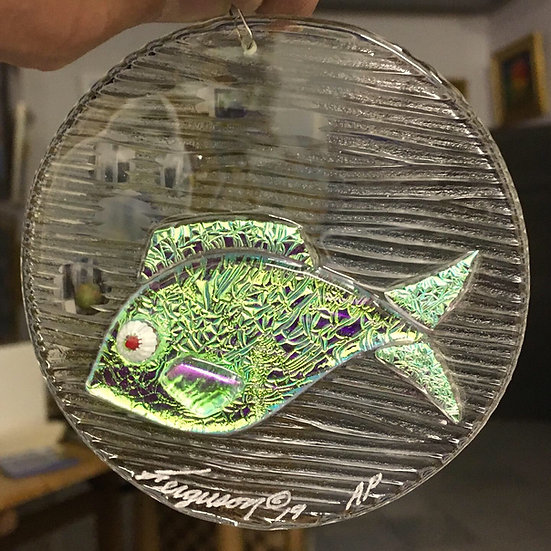 Bubbles - 2019 Ferguson Ornament