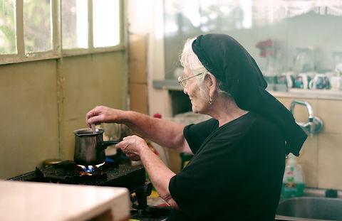 Old woman coffee house..jpg
