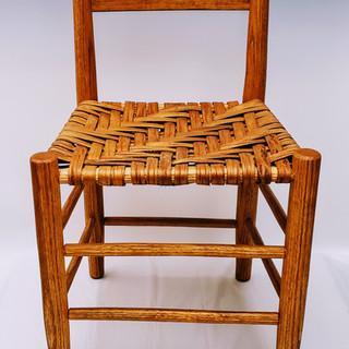One Slat Side Chair