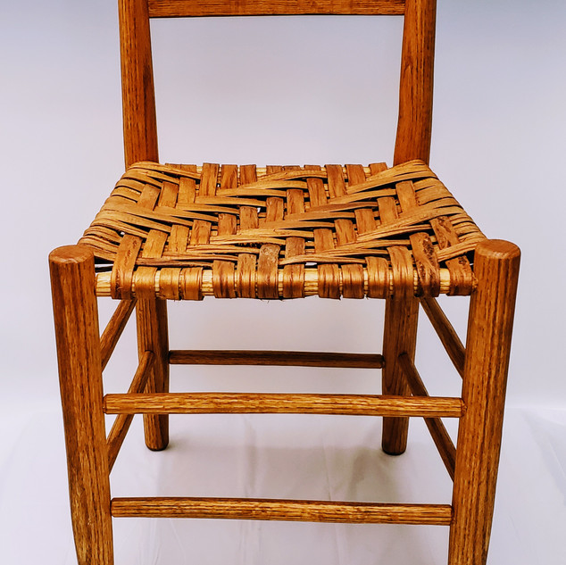 One Slat Side Chair
