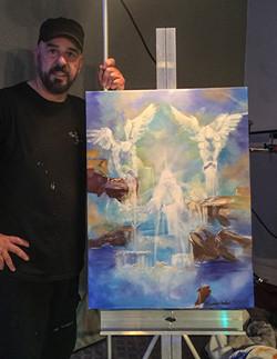Bethesda Painting