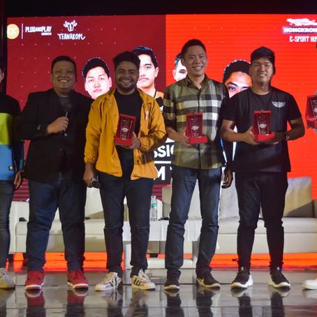 Keseruan Kaesang Pangarep Main Mobile Legend di Nongkrong Esport Kuy BSD