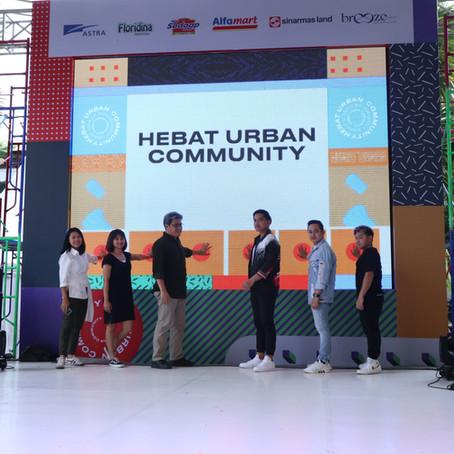 "Kaesang Ajak UMKM Pamerkan Produknya pada ""Hebat Urban Community"""