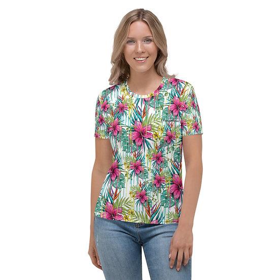 Luxlanding Flora Women's T-shirt