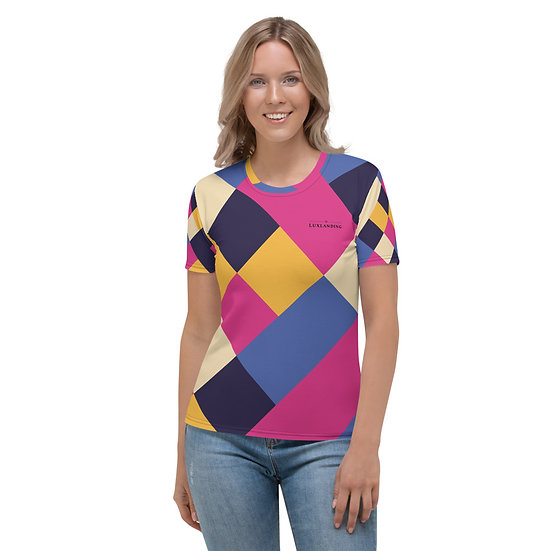 Cool Squares Women's T-shirt