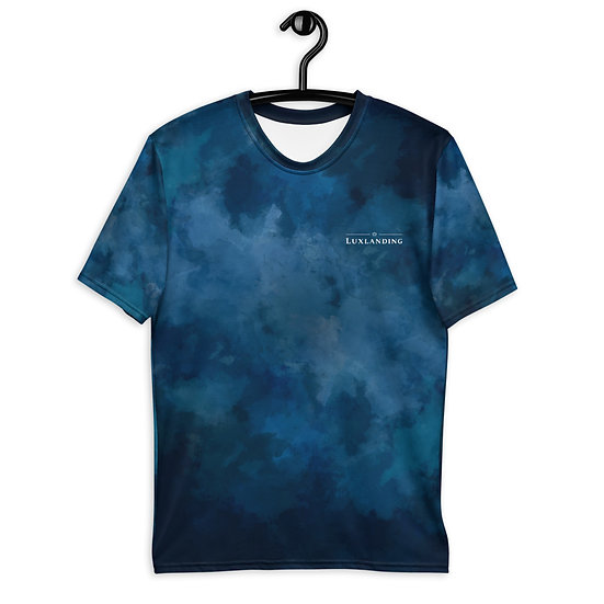 Blue Clouds Men's T-shirt