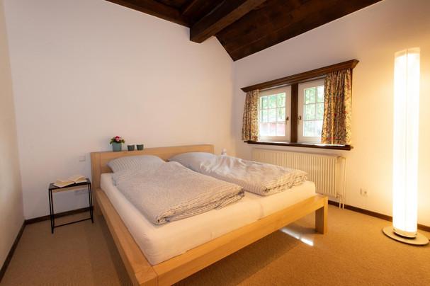 Ferienhaus-Waldhaus-Ankum-Schlafzimmer-EG