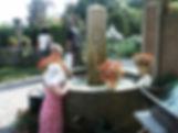 sandsteinbrunnen-historisch-Ringbrunnen-