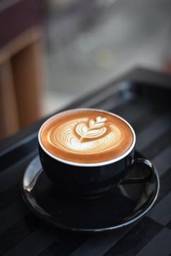 Kaffee-Pause...