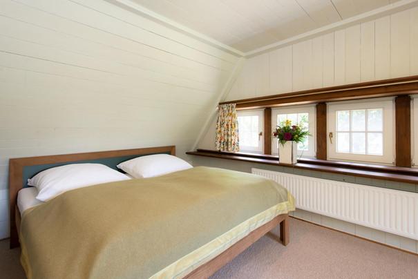 Ferienhaus-Waldhaus-Ankum-Schlafzimmer