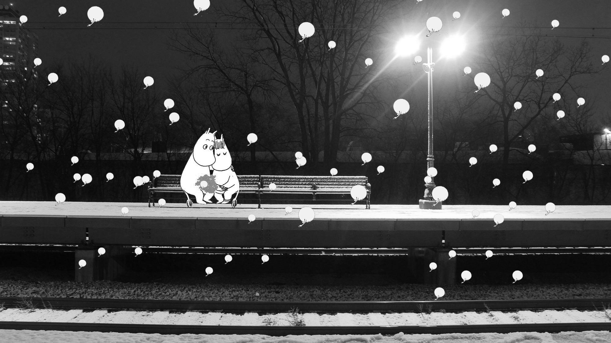 5爱人在雪夜bw