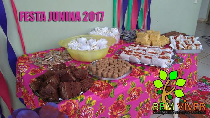 Festa Junina Bem Viver 2017