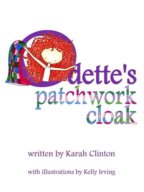 'Odette's Patchwork Cloak' by Karah Clinton