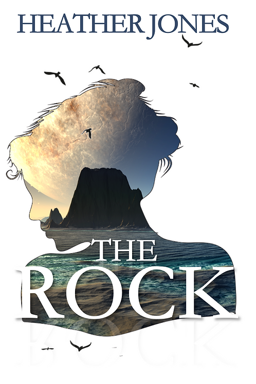 'The Rock' by Heather Jones
