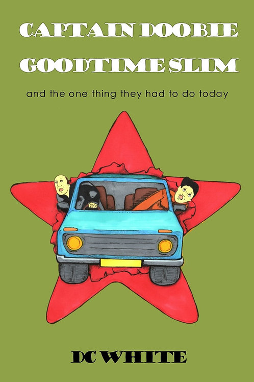'Captain Doobie, Goodtime Slim...' by DC White