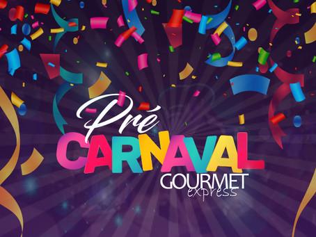 Borá para mais um Carnaval?