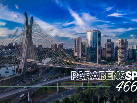 São Paulo 466 anos | 05 curiosidades sobre a nossa cidade