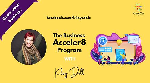The Business Accelerator Program