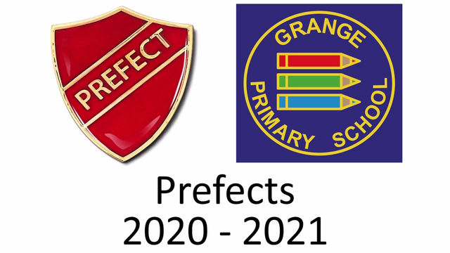 Meet the prefects