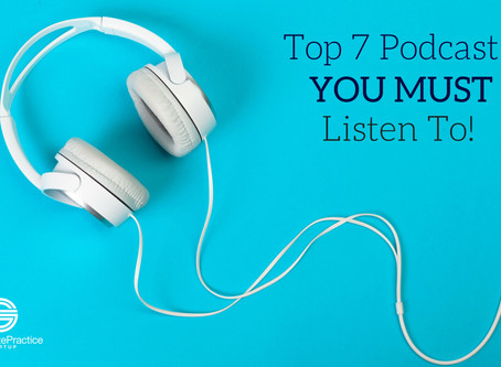 Top 7 Podcasts You MUST Listen To!
