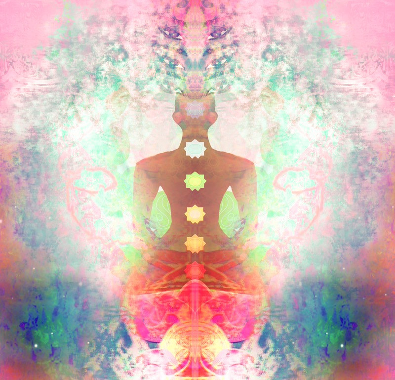 A mystical definition of chakra