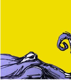 OctoPop Illustration