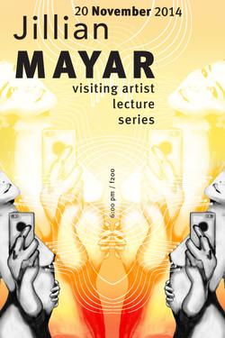 Jillian Mayar Artist Lecture