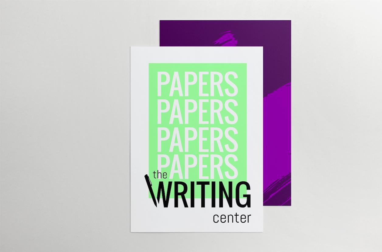 CalArts Writing Center Promo 2