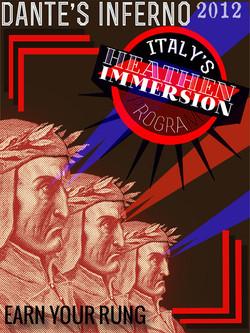 Dante's Inferno Study Abroad