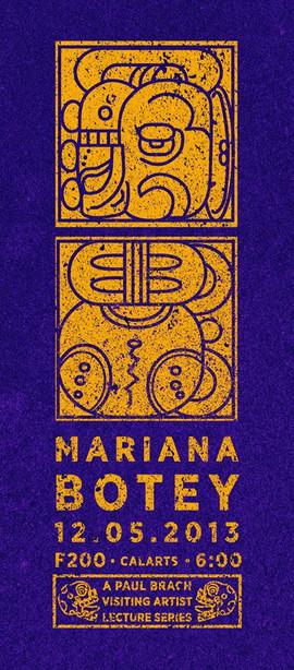 Marinana Botey Artist Lecture